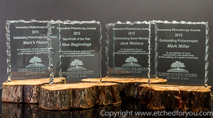 Custom awards for any occassion